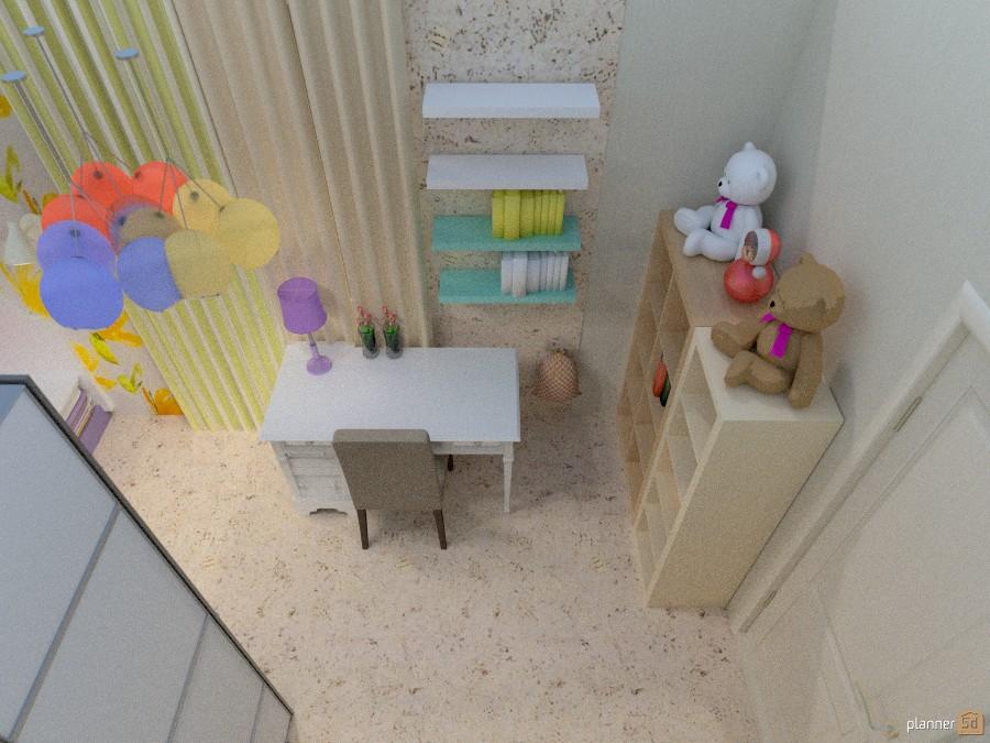 Детская комната 1078064 by Татьяна Максимова image