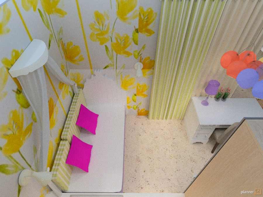 Детская комната 1078065 by Татьяна Максимова image