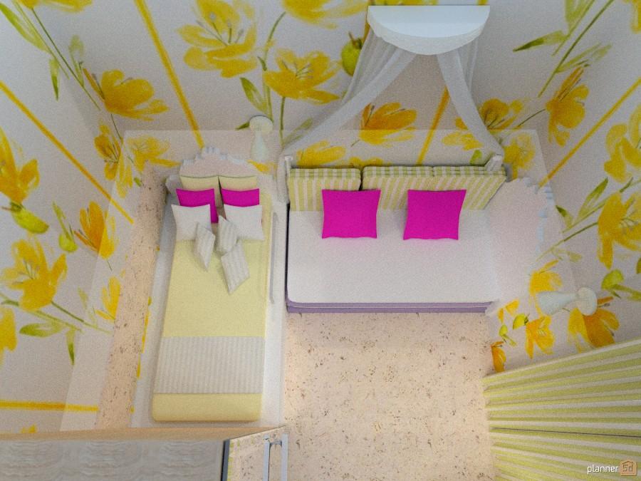 Детская комната 1078066 by Татьяна Максимова image