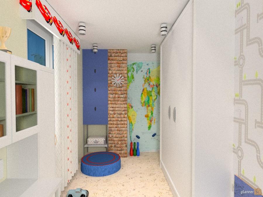 Детская комната для мальчика 1078776 by Татьяна Максимова image