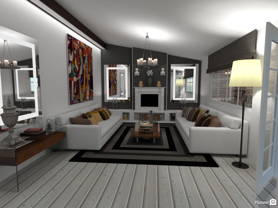 Room decor ideas planner 5d for Room decor 5d