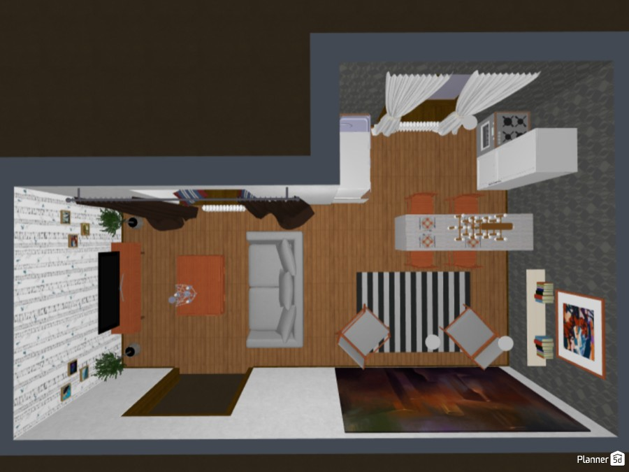Family´s house 83156 by Ana Eliza image