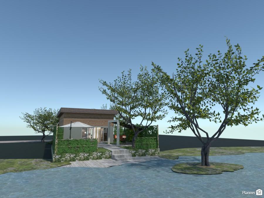 Casa al Lago 84843 by Micaela Maccaferri image