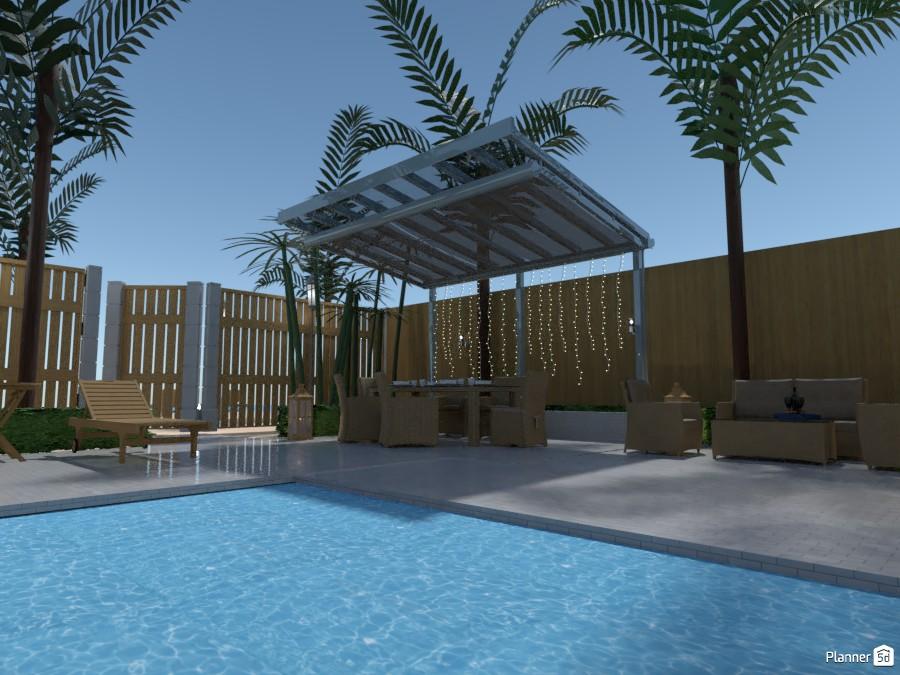 Beach House 84949 by Gaby Segura image
