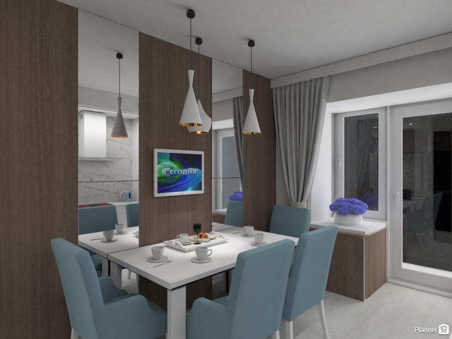Design kitchen 2194108 by Татьяна Максимова image