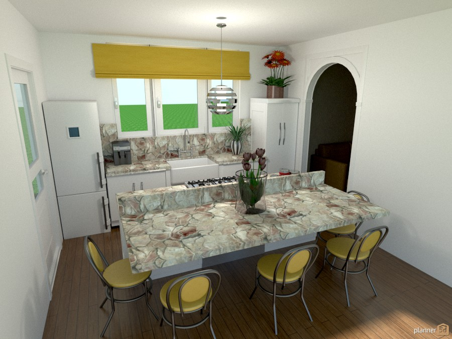 small kitchen 917240 by Joy Suiter image