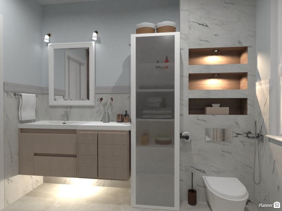 Ванная комната в частном доме1 3226015 by Ksenia image