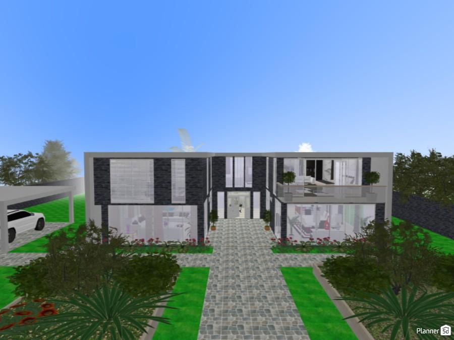 Casa moderna de lujo 71000 by MariaCris image