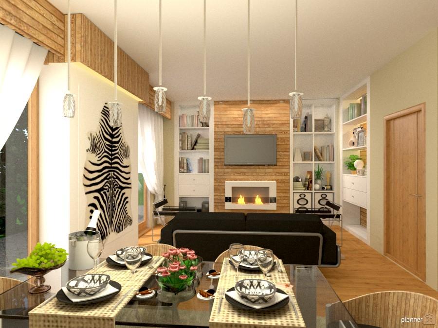 Appartamento 95mq - Apartamento ideas - Planner 5D