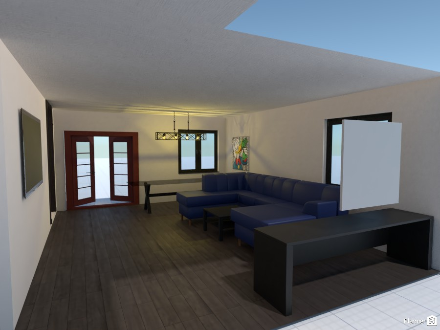 Living Room - Concept 1 3774673 by Cameron Chernoff image