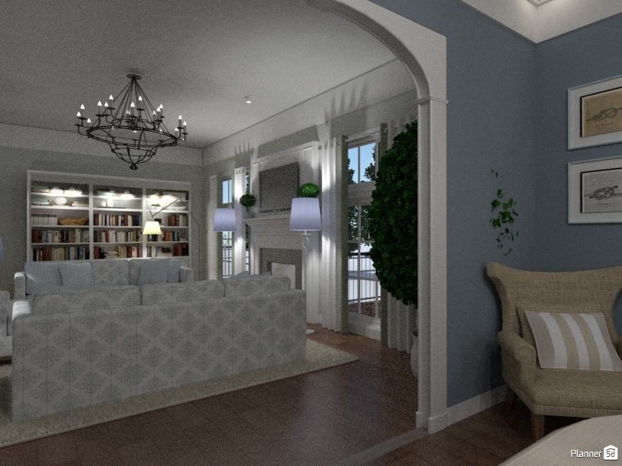 classic chic flat - update 68303 by Chiara Meazza image