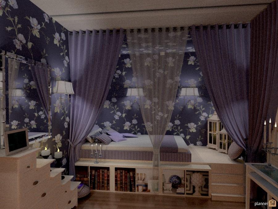 спальня 929658 by Наталья Филимонова image