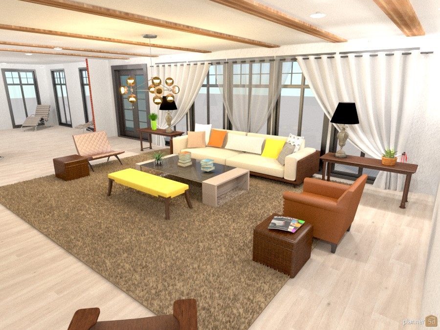 living room 666985 by batel nadav image