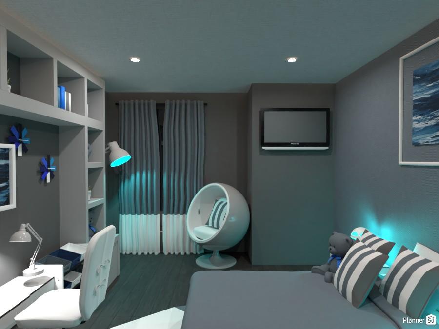 Bedroom! 4105375 by Huzaifah Al-Quraishi image