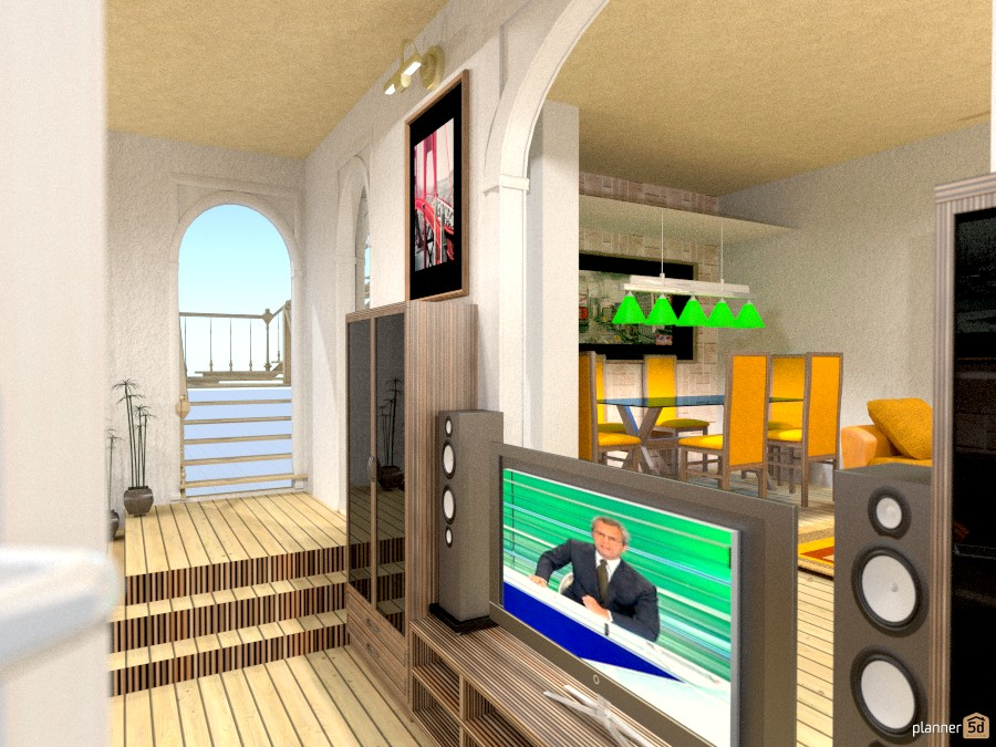 Soggiorno - Architecture ideas - Planner 5D