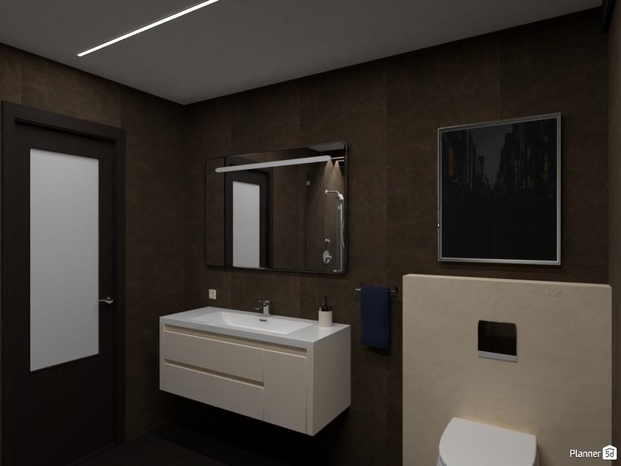 дизайн ванной комнаты 3001521 by Татьяна Максимова image