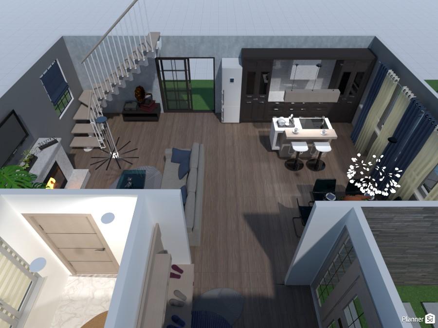 Casa con piscina 81459 by Laura image