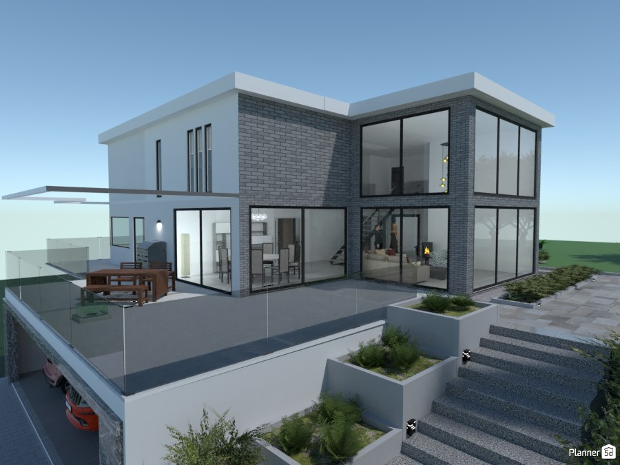 Modern House 3865401 by Thomas Klatte image