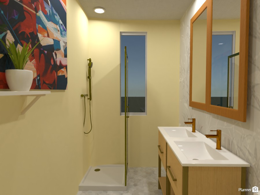 Round House: Bathroom 3743820 by Erin image