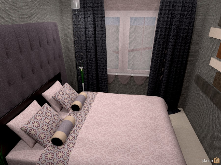 трехкомная квартира 896878 by Хьюзи image