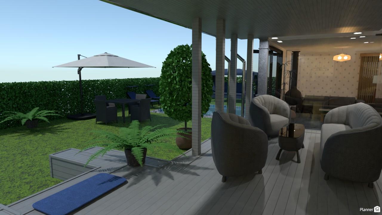 [Outdoors] Terrace 3492914 by kahem image