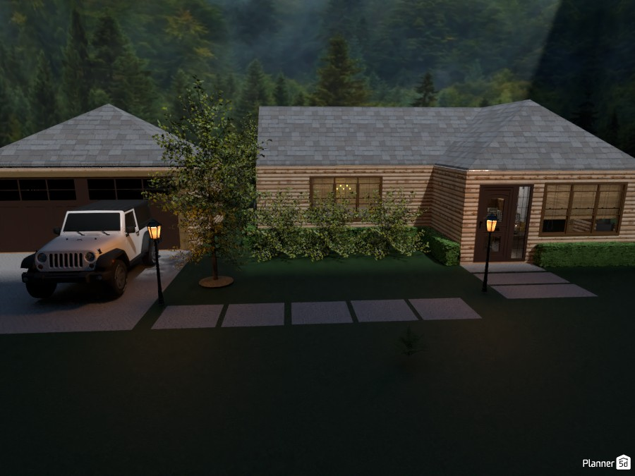 The Pines cabin 3885299 by EMG Builds image