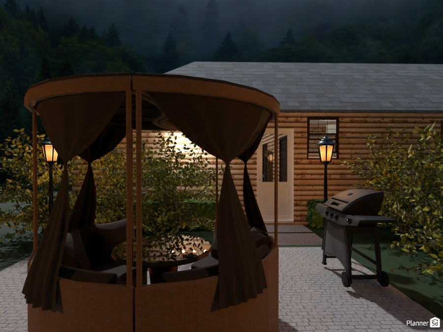 The pines cabin 3885306 by EMG Builds image