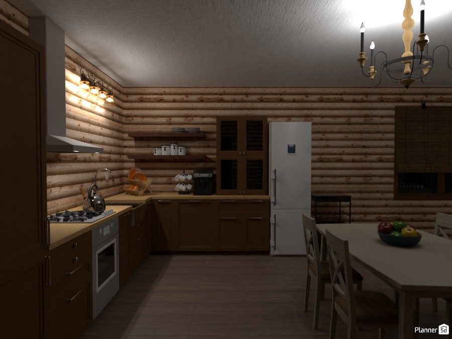 The Pines cabin 3884988 by EMG Builds image
