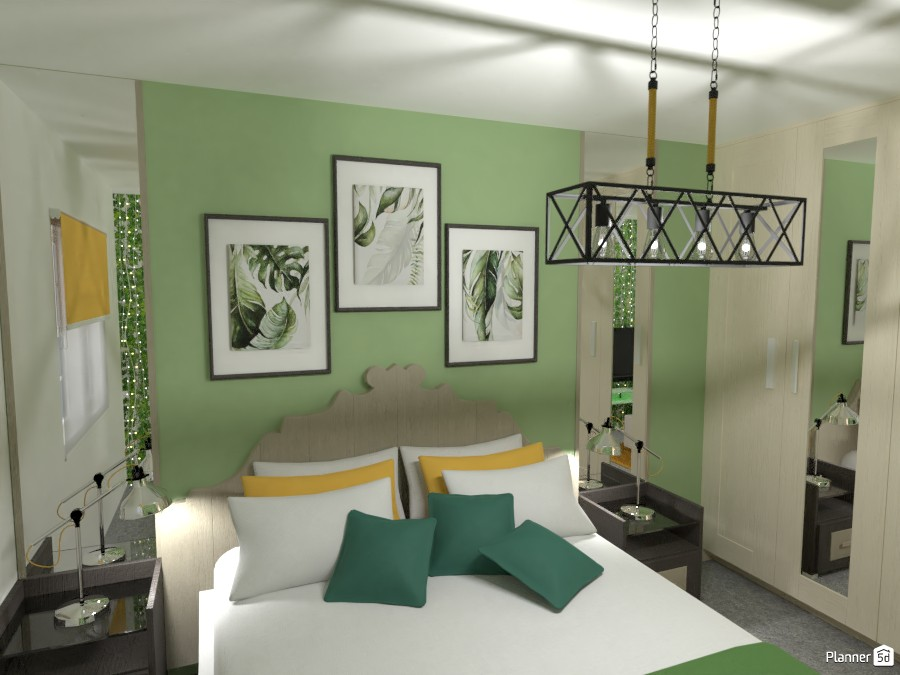 bedroom 4364337 by Mia image
