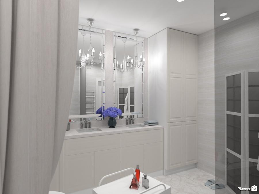 Дизайн ванной комнаты 73407 by Татьяна Максимова image