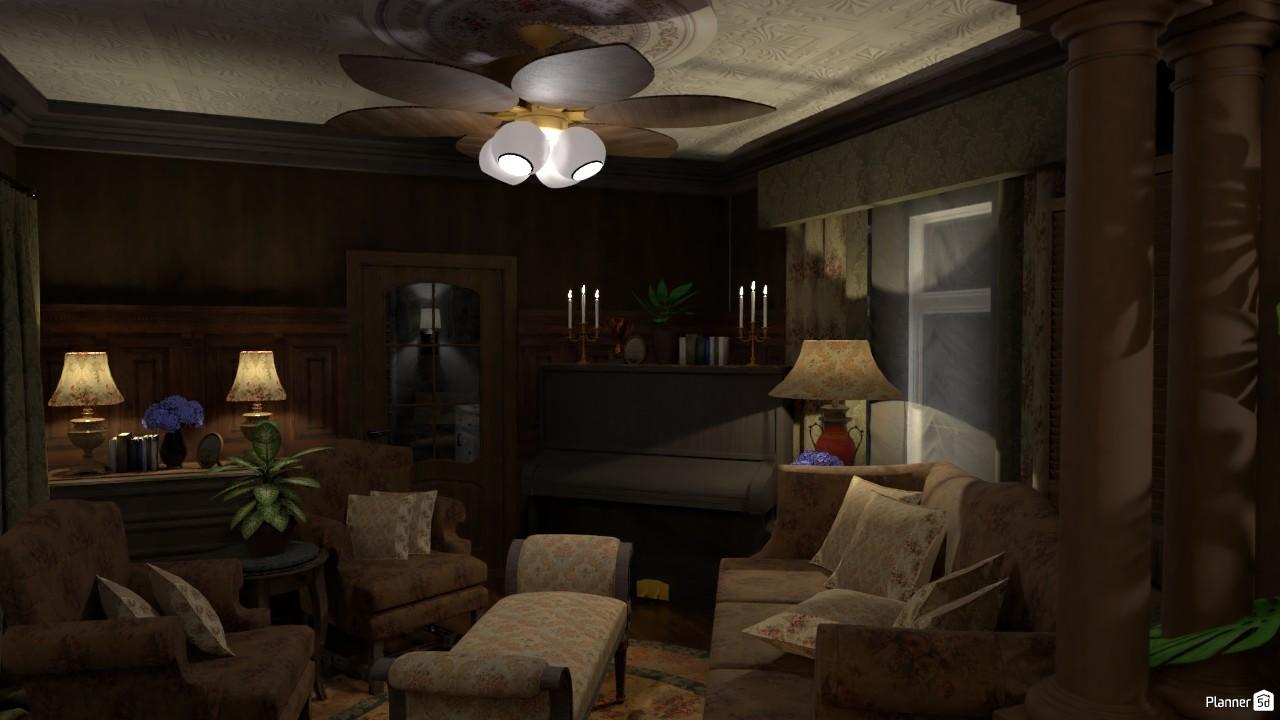 Parlor Room 3986817 by MayAh image
