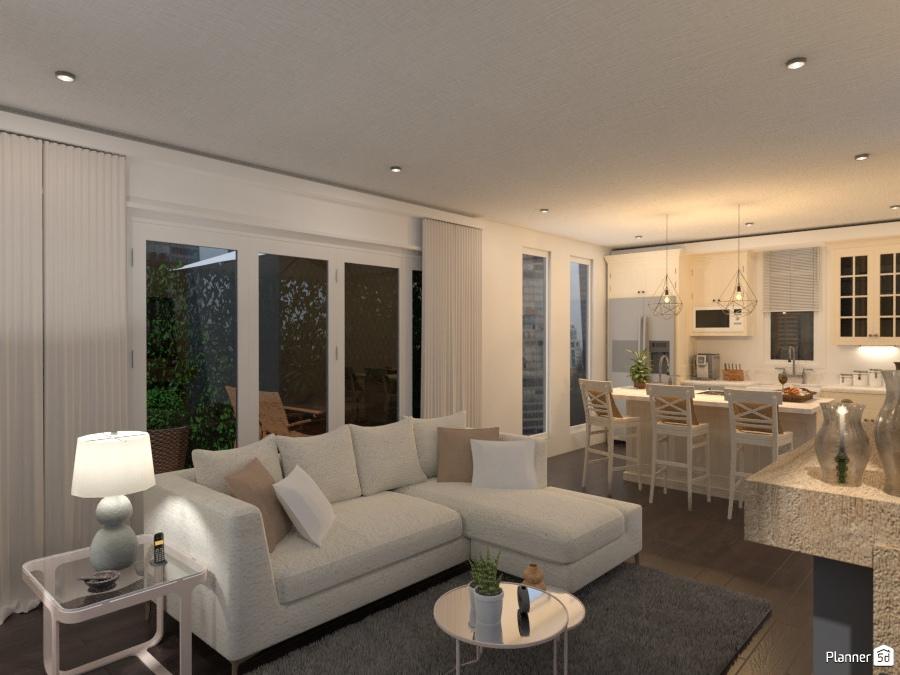 Apartamento atual moderno 75601 by Bruna Queiroz image