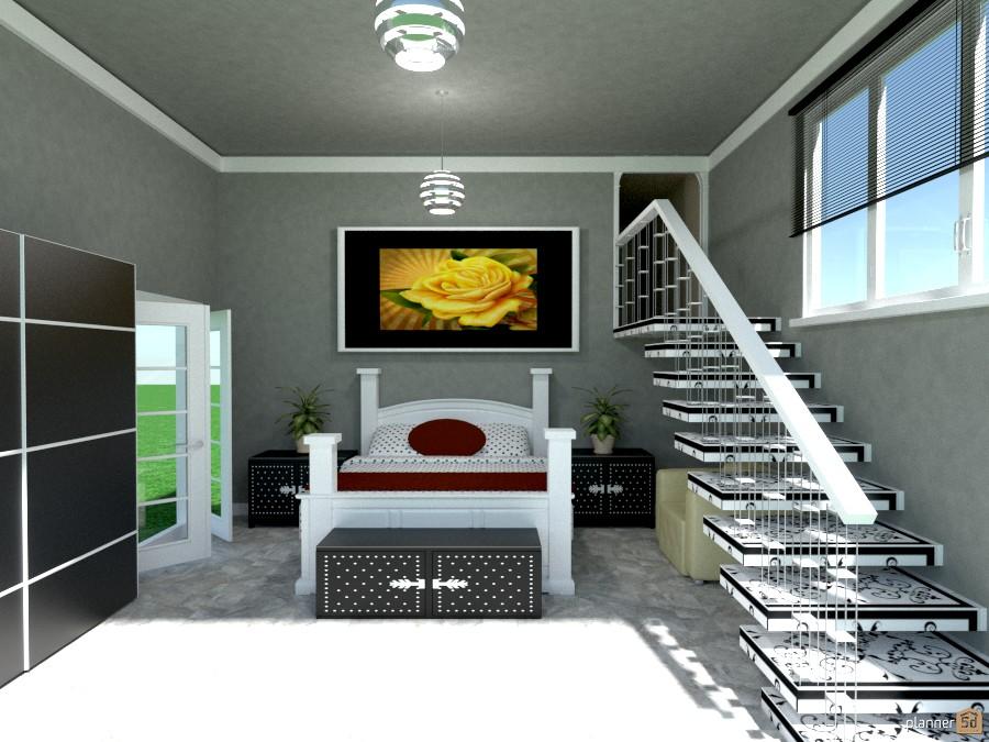 daylight basement bedroom 1030371 by Joy Suiter image