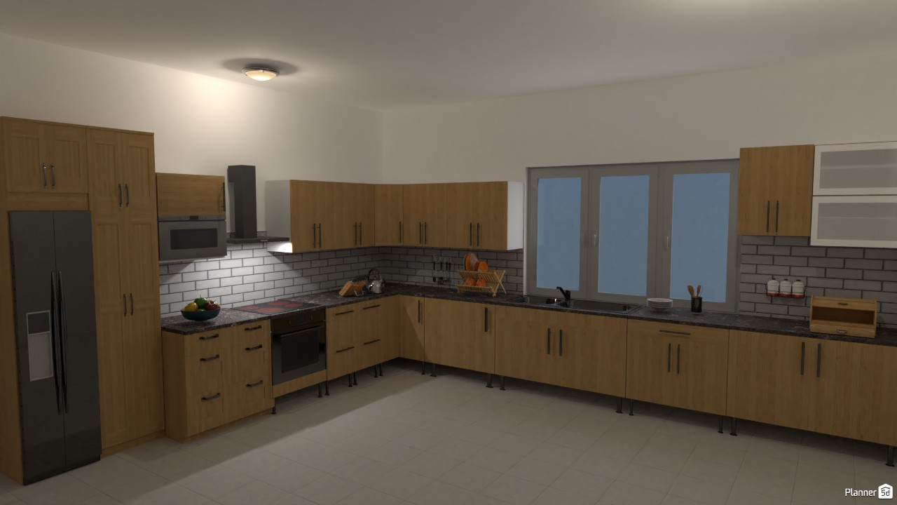 Kitchen L Tybe 3610945 by waeel image