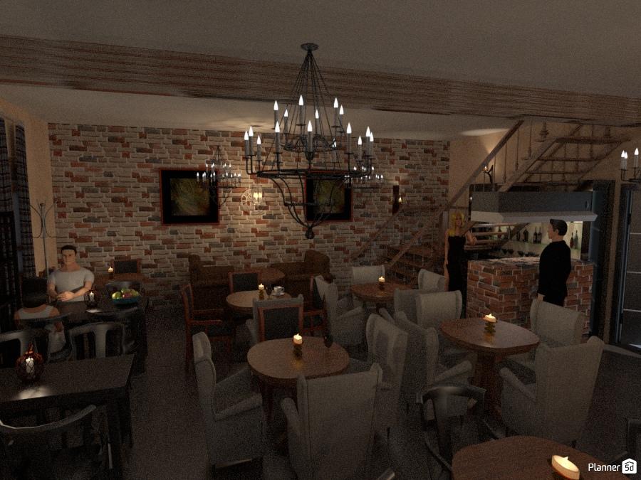 Cafe ideas planner 5d for 5d cafe