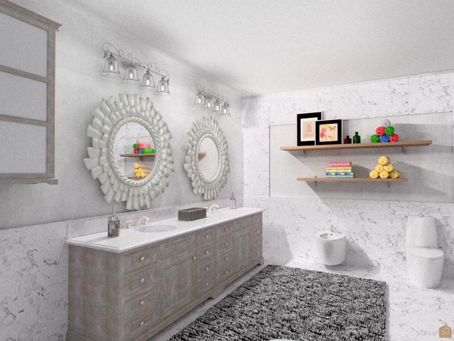 Villa moderna con piscina 62383 by Micaela Maccaferri image