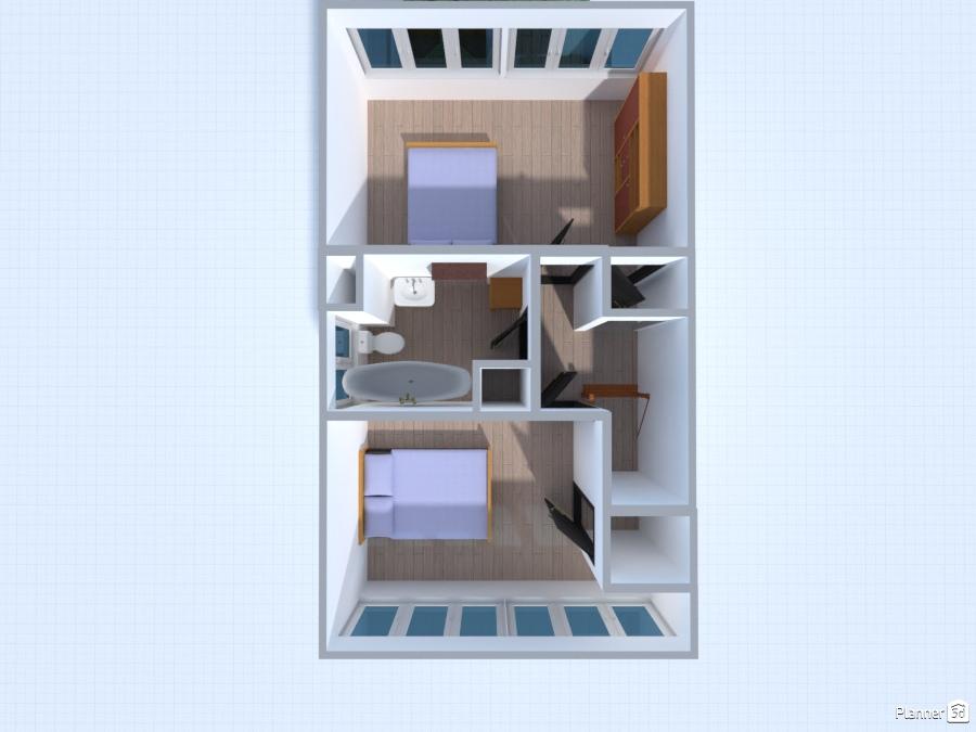 Second Floor Free Online Design