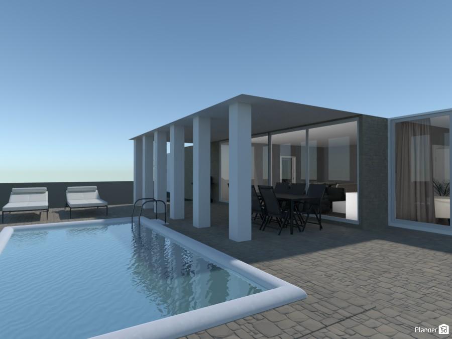 Dream bungalow 3599105 by Michaela Kubínová image