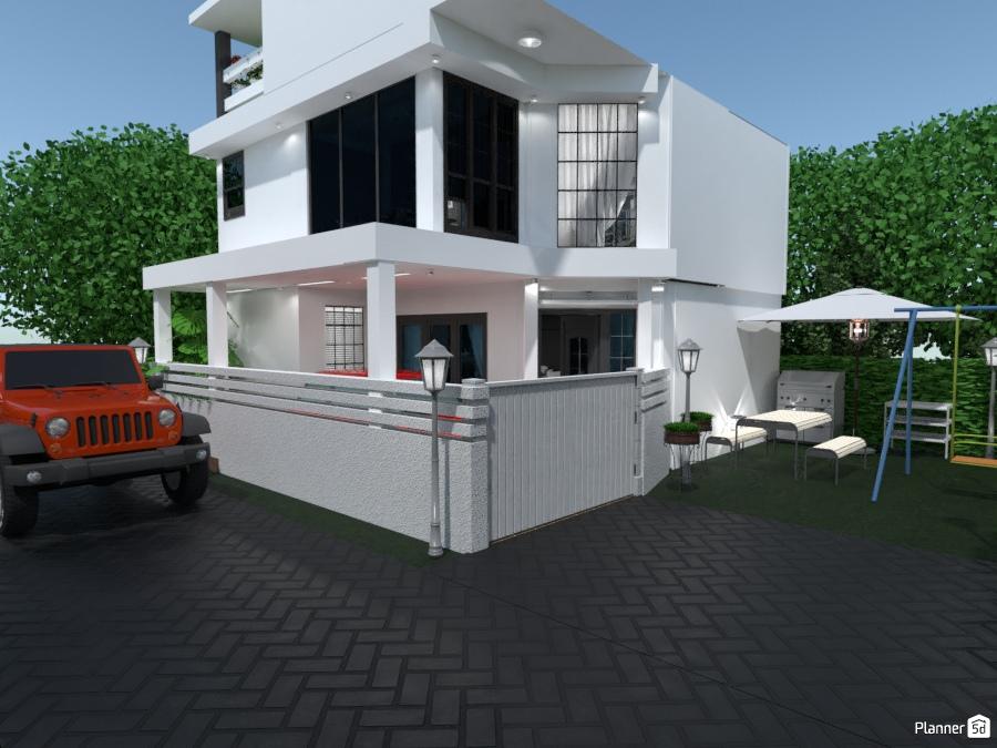 ideas house terrace decor ideas