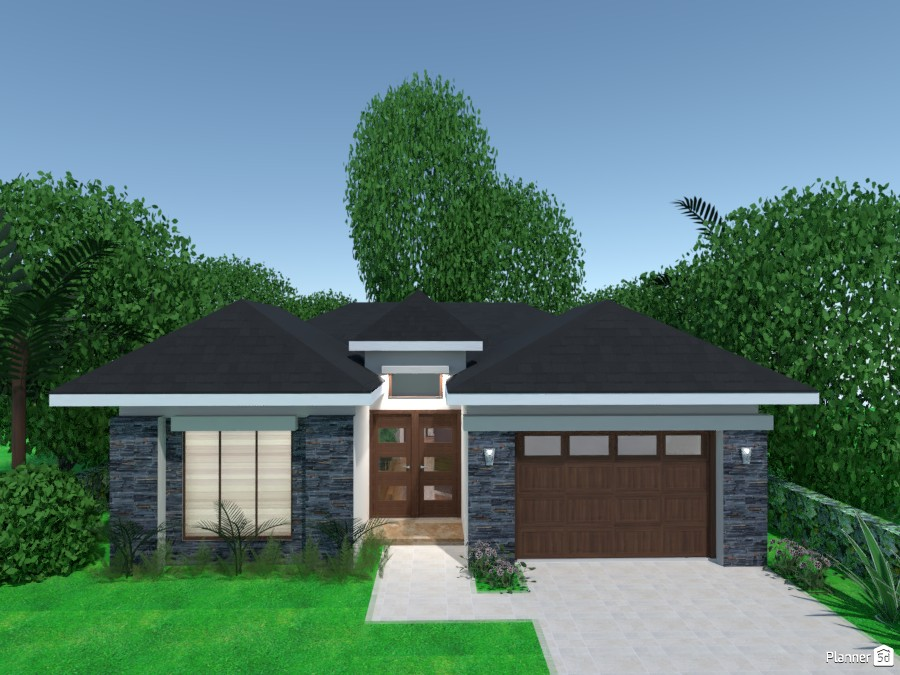 Casa moderna 3530501 by MariaCris image