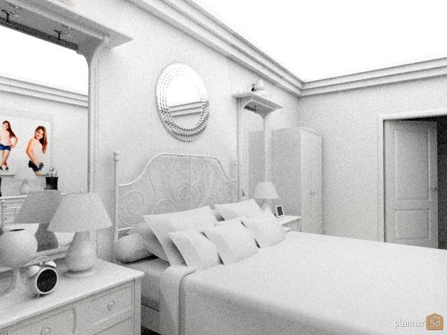 Quarto branco 59654 by Leonardo Venturi image