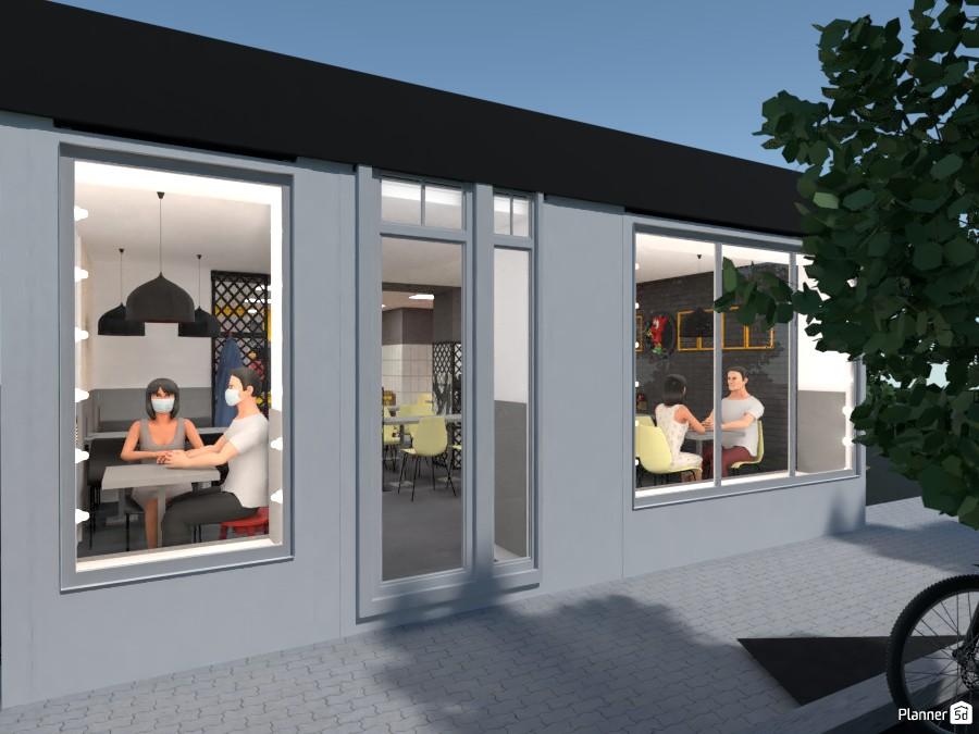 Дизайн кафе 3403796 by Татьяна Максимова image