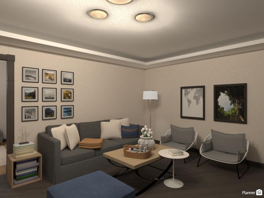 дизайн гостиной 2849896 by Татьяна Максимова image