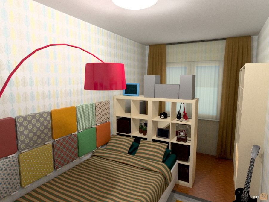 Спальня 11 кв.м. в 1-528 693011 by Светлана image