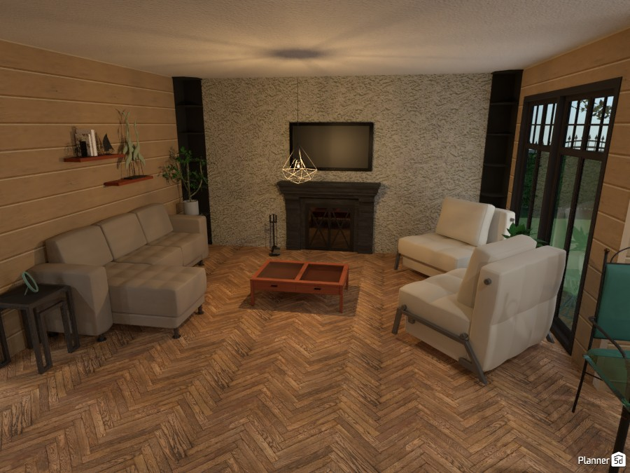 Wooden house 3869514 by Reyhan Göleç image