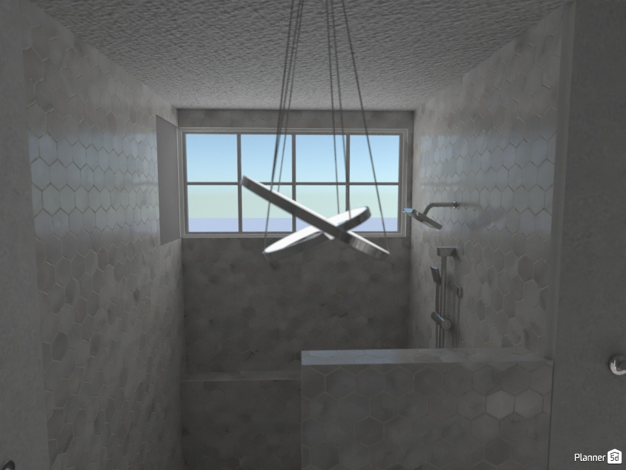 L-Shaped Bathroom 2663775 by Valerie W. image
