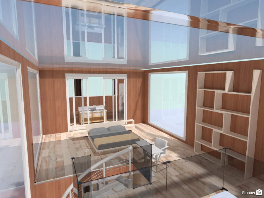 Guest Room with no roof 2491306 by ESK image