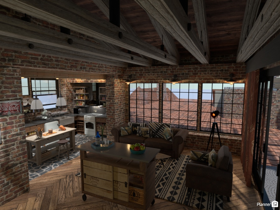 Rifugio sul tetto n.3 2784236 by Micaela Maccaferri image