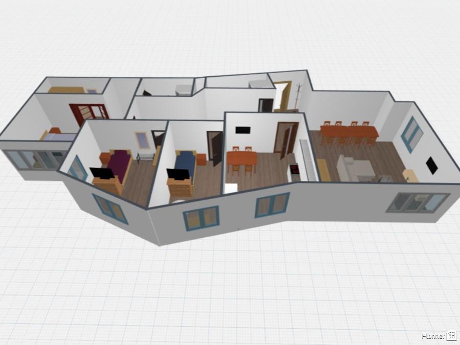 piso familiar y acogedor 82133 by yamaha_22 image