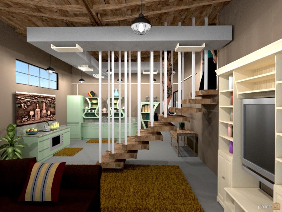 industrial loft 1029245 by Joy Suiter image
